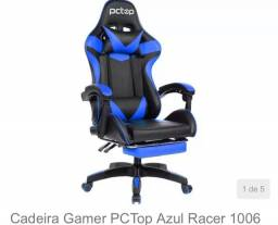 Título do anúncio: Cadeira Gamer (LEIA O ANÚNCIO )