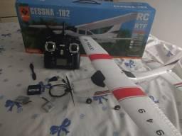 Aeromodelo iniciante Cessna 182 WL Toys