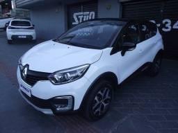 Renault Captur Intense 1.6 Automático Flex 2019/2020 Branco Cód. 7757