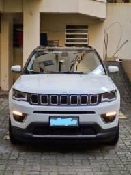 Título do anúncio: Jeep Compass Limited, único dono, em perfeito estado com todas as revisões em dia