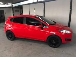 New Fiesta Titaniun 1.6 automático