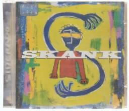 Cd Skank 1998 Siderado Sony Music