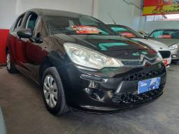 Ent R$ 6.990 + 48x Citroën C3 Origine 1.5 2014 Completo