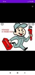 Título do anúncio: Marido de aluguel foro PVC instalações