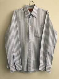 Título do anúncio: Camisa Social Número 2 da Crawford