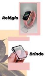 Relógio inteligente faz e recebe ligações