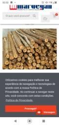 Título do anúncio: Pontalete Eucalipto 3,00 mt
