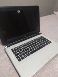 Título do anúncio: Notebook HP 4gb RAM Com SSD *USADO*