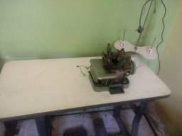 Título do anúncio: Máquinas de costura reta e chinesinha