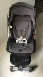 Combo Carrinho de bebê I-Move com cadeirinha de carro e moisés
