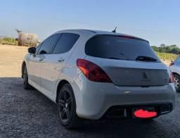Título do anúncio: Peugeot 308 allure 2.0