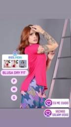 Blusa Dry Fit P | M | G