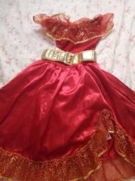 Vende se vestido da princesa elena de avalor