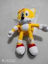 Miles (Raposa) - Turma do Sonic