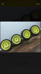 Jogo de rodas aro 18