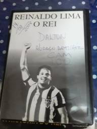Título do anúncio: Atlético DVD história e gols de Reinaldo.