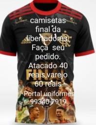 Título do anúncio: Camisetas do flamengo