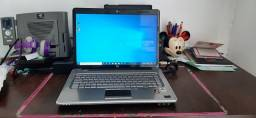 Título do anúncio: Vendo Notebook HP Pavilion DV5