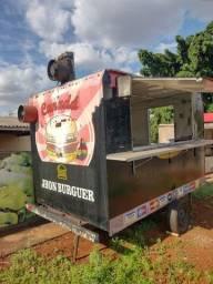 Título do anúncio: Food Truck Urgente