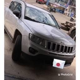 Título do anúncio: Jeep compass 2012