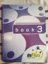 Título do anúncio: Influx English Book 3