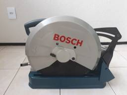 "Título do anúncio: Policorte Bosch GCO 2000 14"" 2200W"