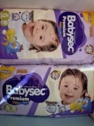 Título do anúncio: Fralda descartável baby sec