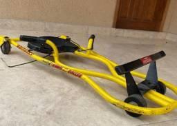 Carrinho de Rolimã (Amarelo da Begatti C35)