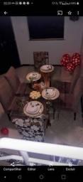 Título do anúncio: Mesa se jantar Smaçaro