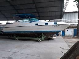 Lancha Motorboat Naval 32