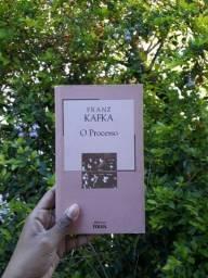Título do anúncio: Livro O Processo do Franz Kafka