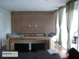 Título do anúncio: Apartamento Mobiliado com 220 m², 3 dormitórios e 4 Vagas no Campo Belo