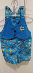 Título do anúncio: Desapego roupas infantis