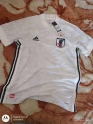 Camisa seleção do Japão