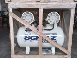 Compressor de ar Odontológico Schulz - Isento de Óleo 100 L