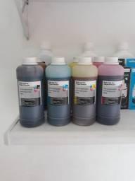 Título do anúncio: Tintas de 500ml para impressoras epson hp e Canon