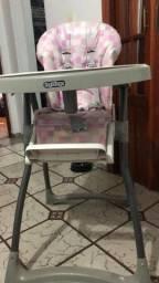 Título do anúncio: Cadeira de alimentação Peg Pérego