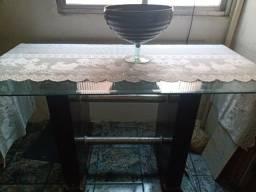 Título do anúncio: Mesa de vidro