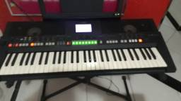 teclado yamara psr s650