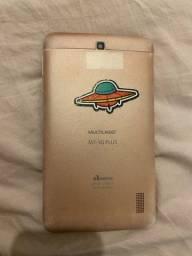 Título do anúncio: VENDO TABLET MULTILASER  M7 3G plus *eia legenda