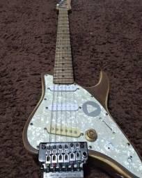 Guitarra única item de colecionador interessados *