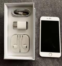 Troco iPhone 6s novo de loja 64 GB em iPhone 6s Plus
