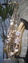 Título do anúncio: Sax tenor HOYDEN seminovo com garantia