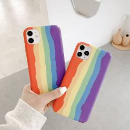 Case arco-íris