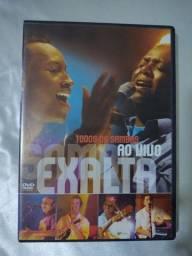 DVD Exaltasamba - Todos Os Sambas Ao Vivo