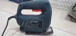 Título do anúncio: Serra Tico - tico Black Decker , Js110 , 110 v ,