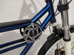Bike Caloi barra forte