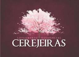 Lotes parcelados em Anápolis-Residencial Cerejeiras-Entrada em até 12 vezes