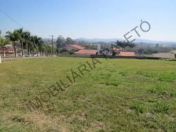 REF 1075 Terreno 1157 m² em condomínio fechado, Imobiliária Paletó
