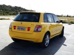 Stilo Sporting Dualogic 2010 Amarelo Top. Oportunidade! Fipe 27mil - 2010